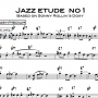 Jazz etude 1 screenshot