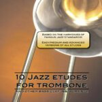 10-Jazz-Etudes-for-Trombone front kopi