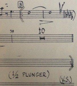 half plunger sample