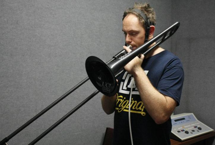 Matthias Heyne trombone
